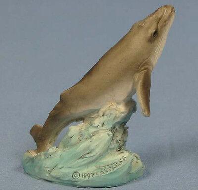 Wal walfigur finnwal tierfigur