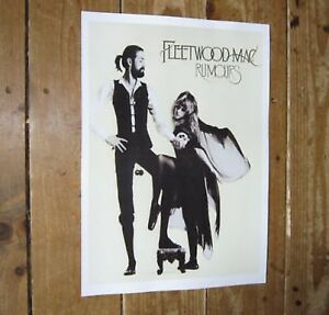 Fleetwood Mac Rumours Repro Tour POSTER