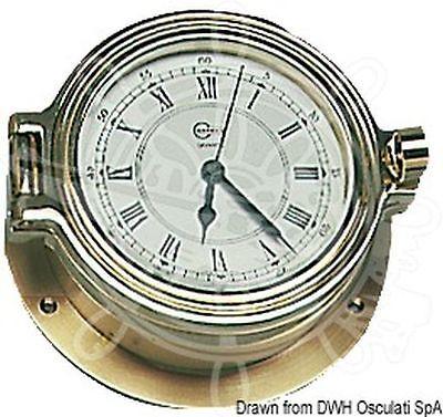 BARIGO Poseidon Series Quartz Clock Boat Marine 120x35mm