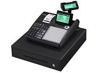 Cash Register Casio SE-C450 till fast food Pub Bar chip shop cafe