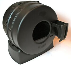 The-Litter-Spinner-Automatic-Cat-Litter-Box-BLACK-Self-Cleaning-EASY