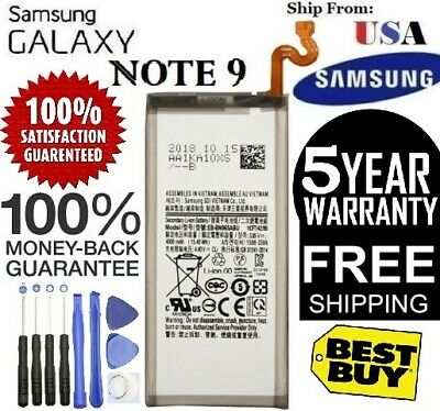 Samsung Galaxy Note 9 Replacement Battery EB-BN965ABU N960 4000mAh OEM Original