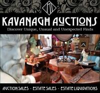 Next KAVANAGH AUCTION Thursday October 24 2019 7PM
