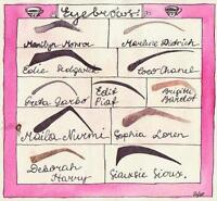 Get perfect eyebrows...