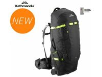 Kathmandu Terrane Adapt 70L Pack with World-First Wheel Technology