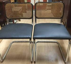 FOUR MATCHING TWIN CHAIRS