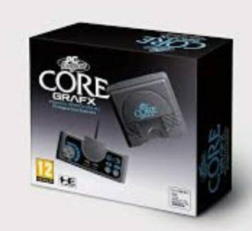 PC Engine Core Grafx Mini Video GameConsole KONAMI System UK/Europe  - NIB