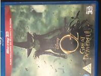 Blu-ray 3d The Great and Powerful