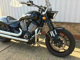 2015 Victory Hammer Sport...one owner only 369 miles from new..stage one