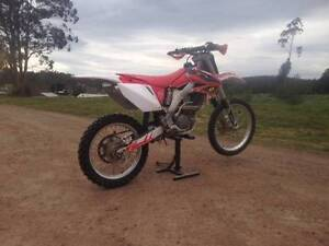 2009 CRF250R Beaufort Pyrenees Area Preview