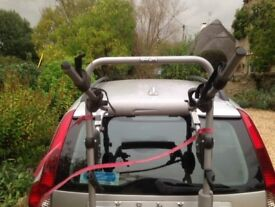 Bike Rack suitable for any hatch back car