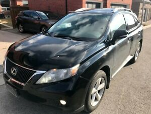 *STOP HERE*2010 Lexus RX Accident Free PKG/Leather/S-Roof Camera