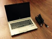 """HP EliteBook i7 14"""" laptop/notebook (excellent and clean)"""
