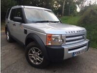 Land Rover Discovery 3 2.7 TD V6 5 Dr (7 seats) Manual / MOT to Aug 2019 / FSH / 2 owners / Tow bar
