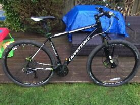 Cannondale Trail SL4 mountain bike 29er - size XL - was £629 new