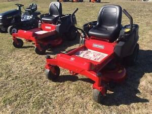 "Brand new 42"" Zero Turn Mowers! Briggs Vtwins! Excellent Warranty! Call now to reserve yours!"