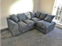 AFFORDABLE PRICE ON DYLAN JUMBO CORD CORNER SOFA AND 3+2 SEATER SOFA SET ON SALE ORDER NOW