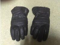Mustang motorbike gloves