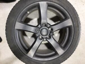 TL Rims And Tires On Michelin Snows