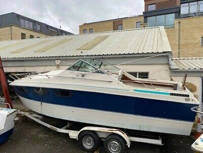 Wellcraft 255 project speed boat - no trailer, no engine, no reserve