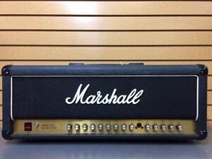 Tete d Amplificateur MARSHALL ( B063936 )