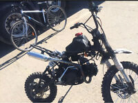 Pit Bike 125cc £350 if gone today