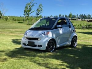 Smart cabriolet, fortwo 2011