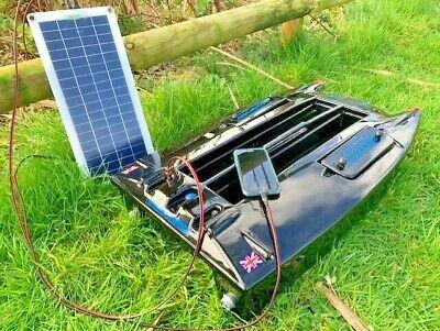 20 - Watt Flexible Solar Panel to fit every Microcat / Technicat Bait Boat