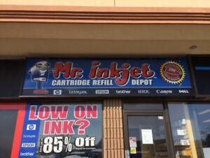 Ink refilling and Toner business forsale