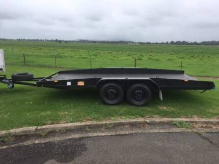 15 x 6.6ft 2000kg GVM Car trailer for hire $65 a day Nowra Nowra-Bomaderry Preview