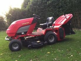 Countax C800 ride on lawn mower