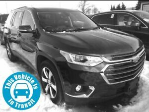 2019 Chevrolet Traverse 3LT True North| Sun| Nav| Heat Lth| 360
