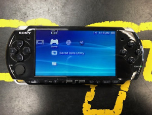 Sony Psp 3001 W/ case and charger $59.99