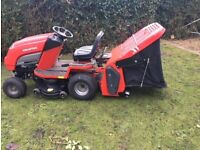 Countax C300 ride on lawn mower