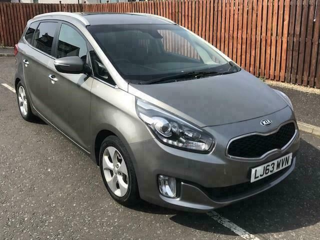 Kia Carens 7 Seater CHEAPEST IN UK FSH Stunning Car LOW