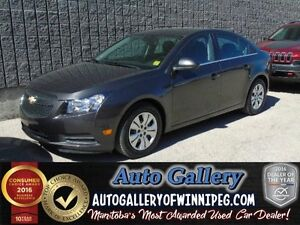 2014 Chevrolet Cruze 1LT *Only 12,345 kms