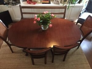 Extendable Antique Dining Room Table - pick up Paddington Paddington Eastern Suburbs Preview