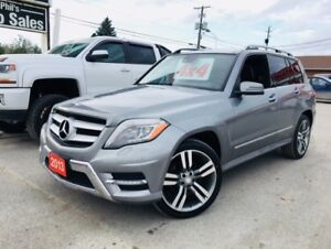 2013 Mercedes Benz GLK 350 / NAVI, PANO ROOF, LOW KMS, NEW TIRES