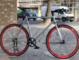 Free to Customise Single speed bike road bike TRACK bikefnfkfllfl