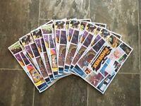 The Phoenix Kids Magazine Comic - 8 unopened copies - all 2016