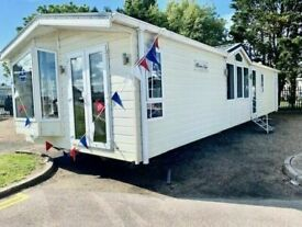 Eye catching static caravan for sale sited in Essex