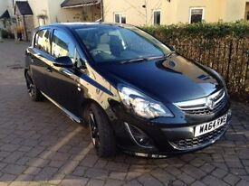 Vauxhall Corsa 1.2 Limited Edition (5 door)