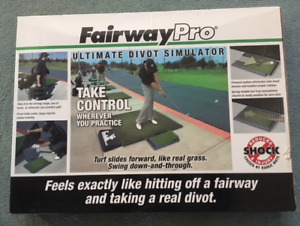 Fairway Pro Ultimate Divot Simulator BNIB