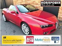 2008 Alfa Romeo Spider 2.2 JTS Limited Edition 2dr Petrol red Manual