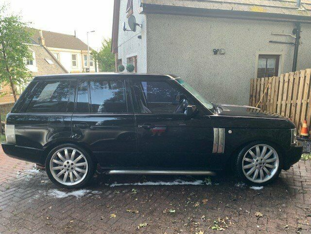 2004 Land Rover RANGEROVER *****SPARES & REPAIRS****** | in Dalry, North  Ayrshire | Gumtree