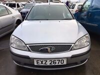 2004 Ford mondeo, 2.0 diesel, for parts only, all parts available