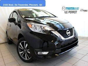 2017 Nissan Versa Note SL TECH NAVIGATION BLUETOOTH BAS KILO