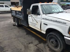 1994 Ford F-550 dump Other