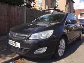 Vauxhall Astra 1.6 i VVT 16v SE 5dr-Automatic (2011)-HPI Clear