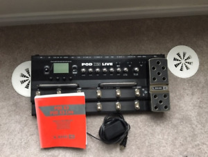 Boss & Line 6 Pedals For Sale